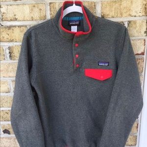 Patagonia Synchilla Pullover Sweater
